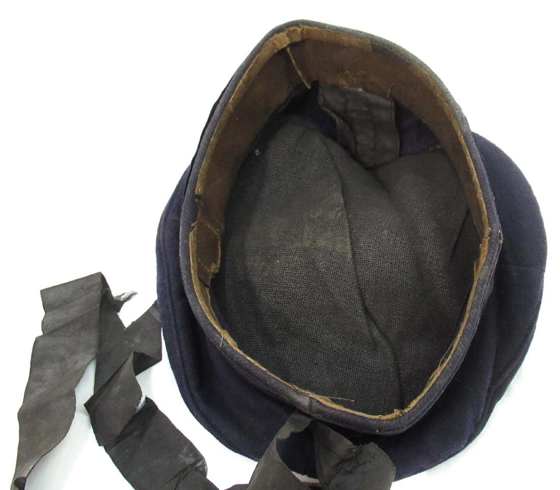 German WW 1 Navy Floatilla Cap - 6
