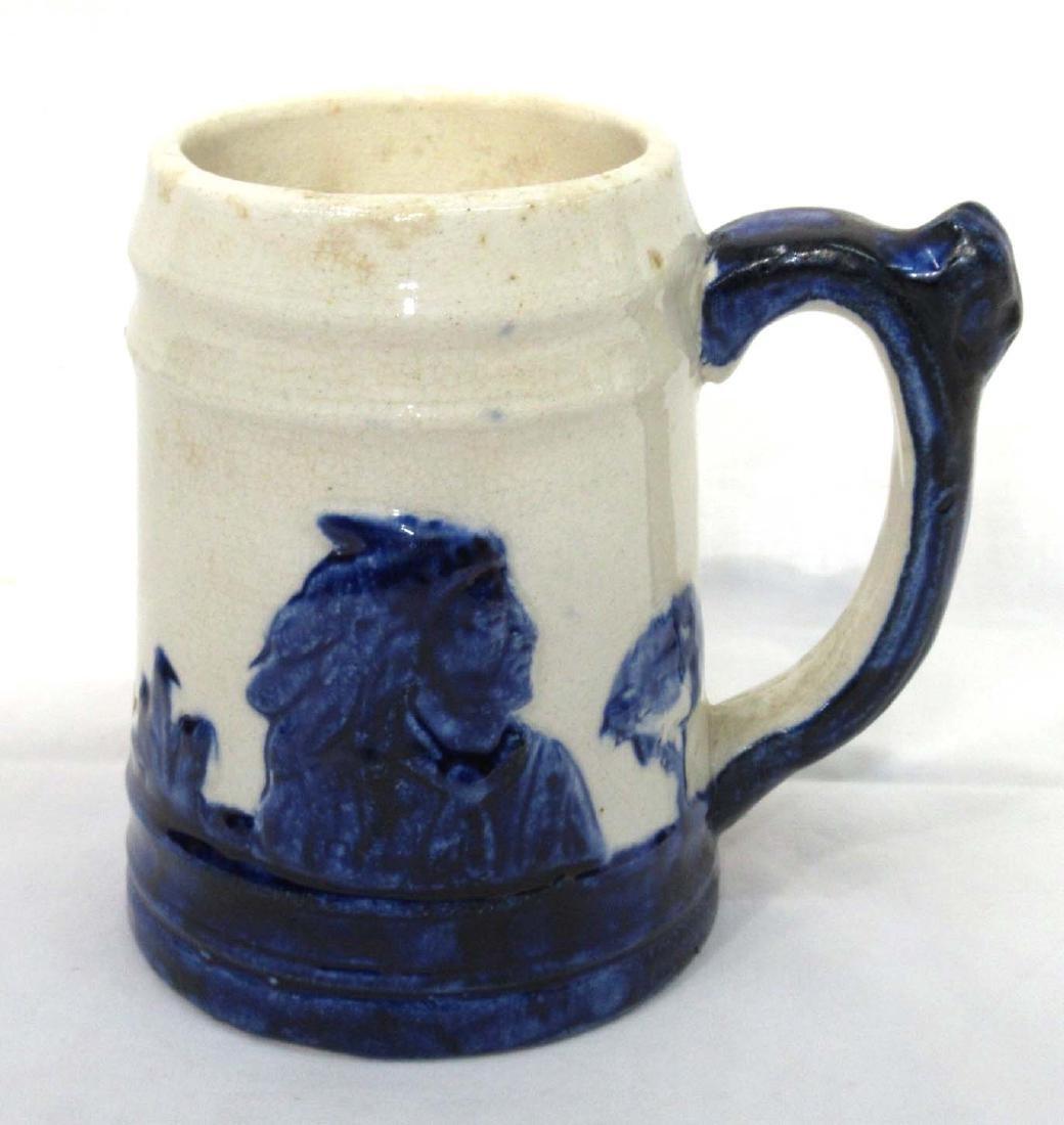 Old Sleepy Eye Stoneware Mug