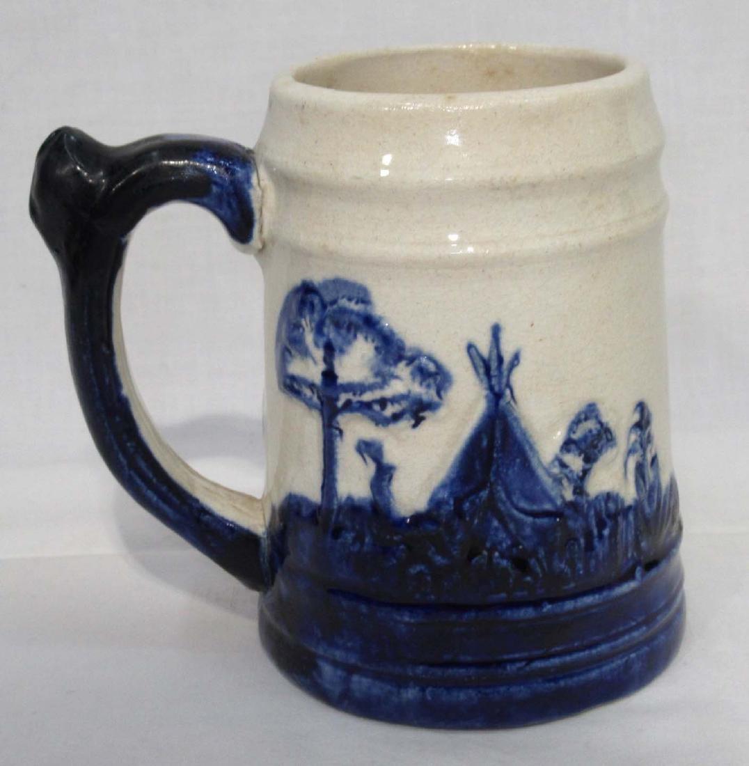 Old Sleepy Eye Stoneware Mug - 2