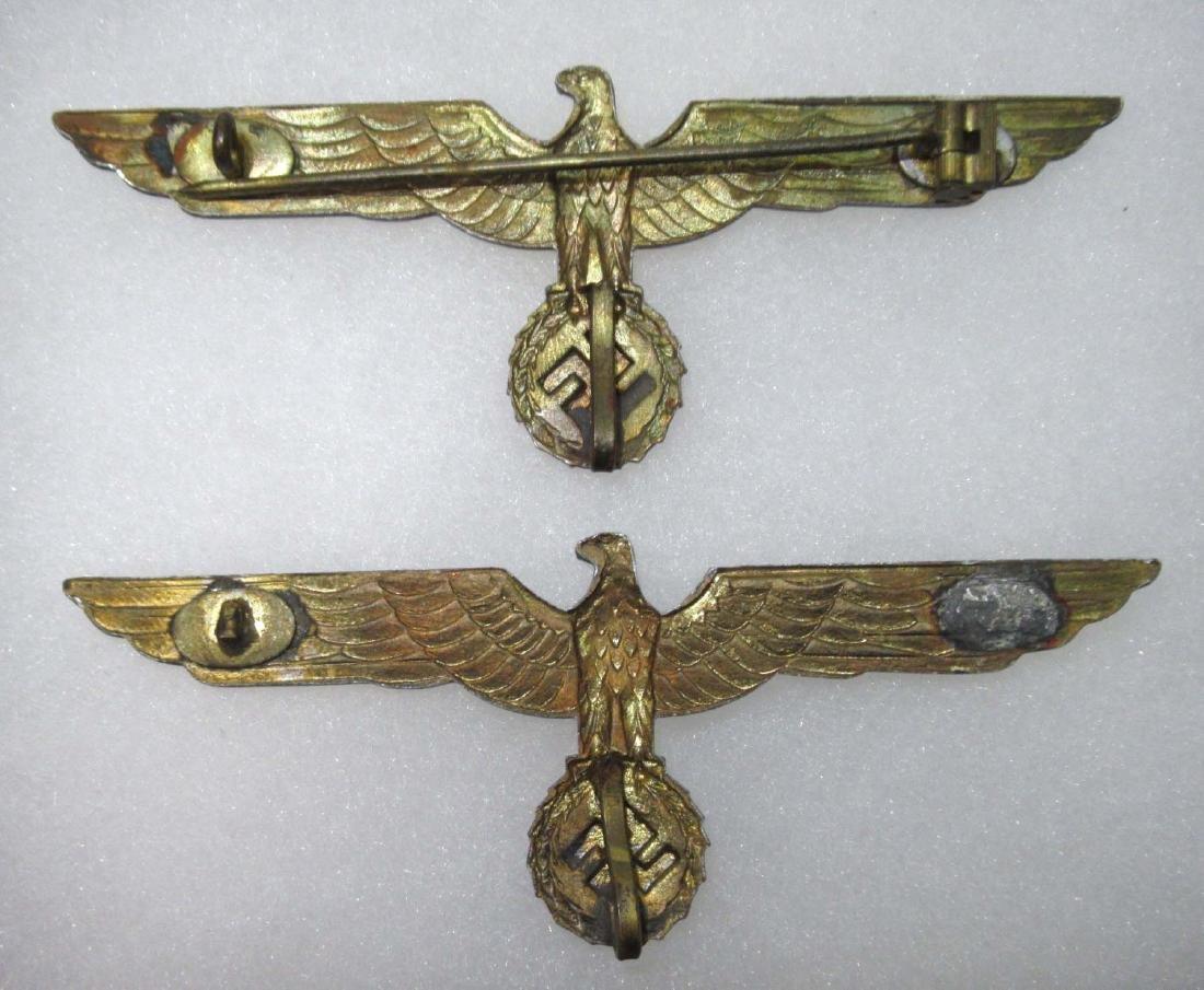 2 German Naval Breast Eagles - 2