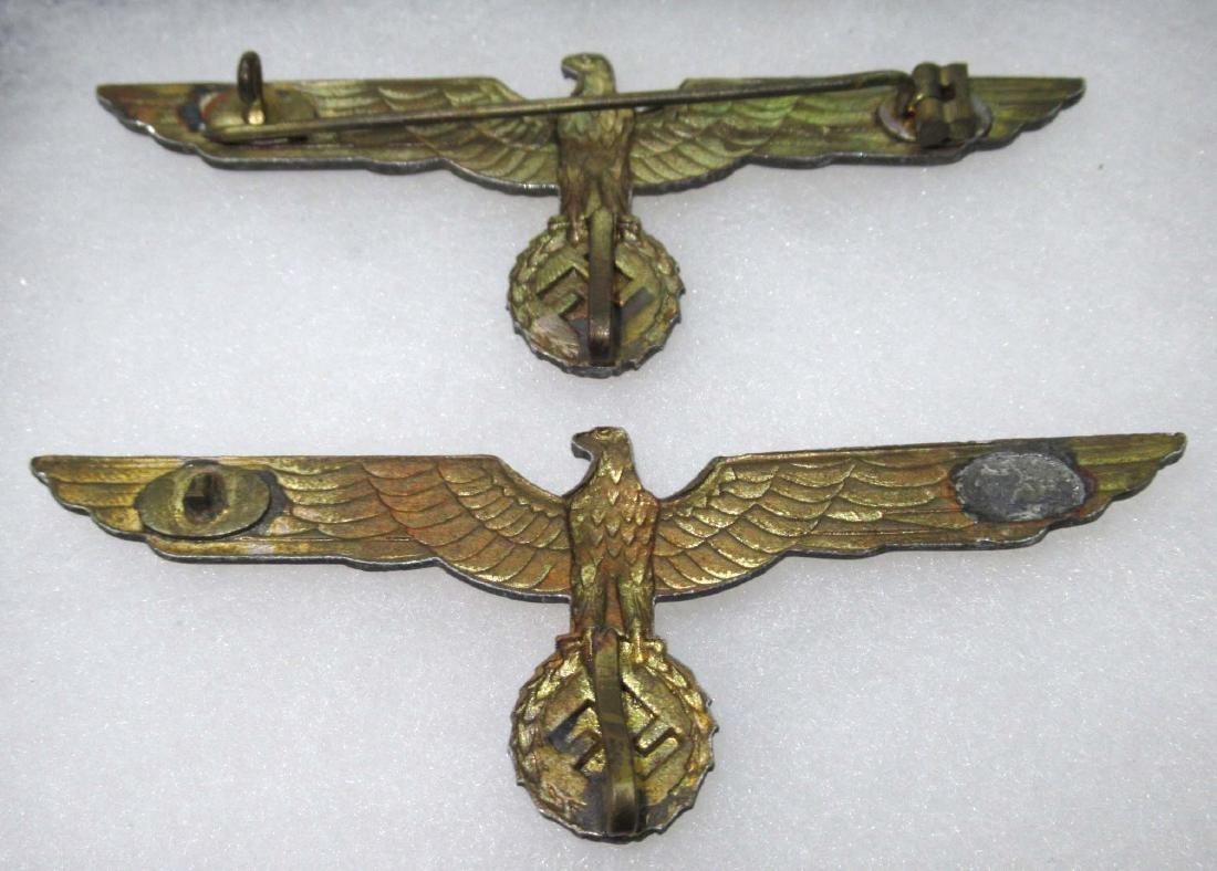 2 German Naval Breast Eagles - 3