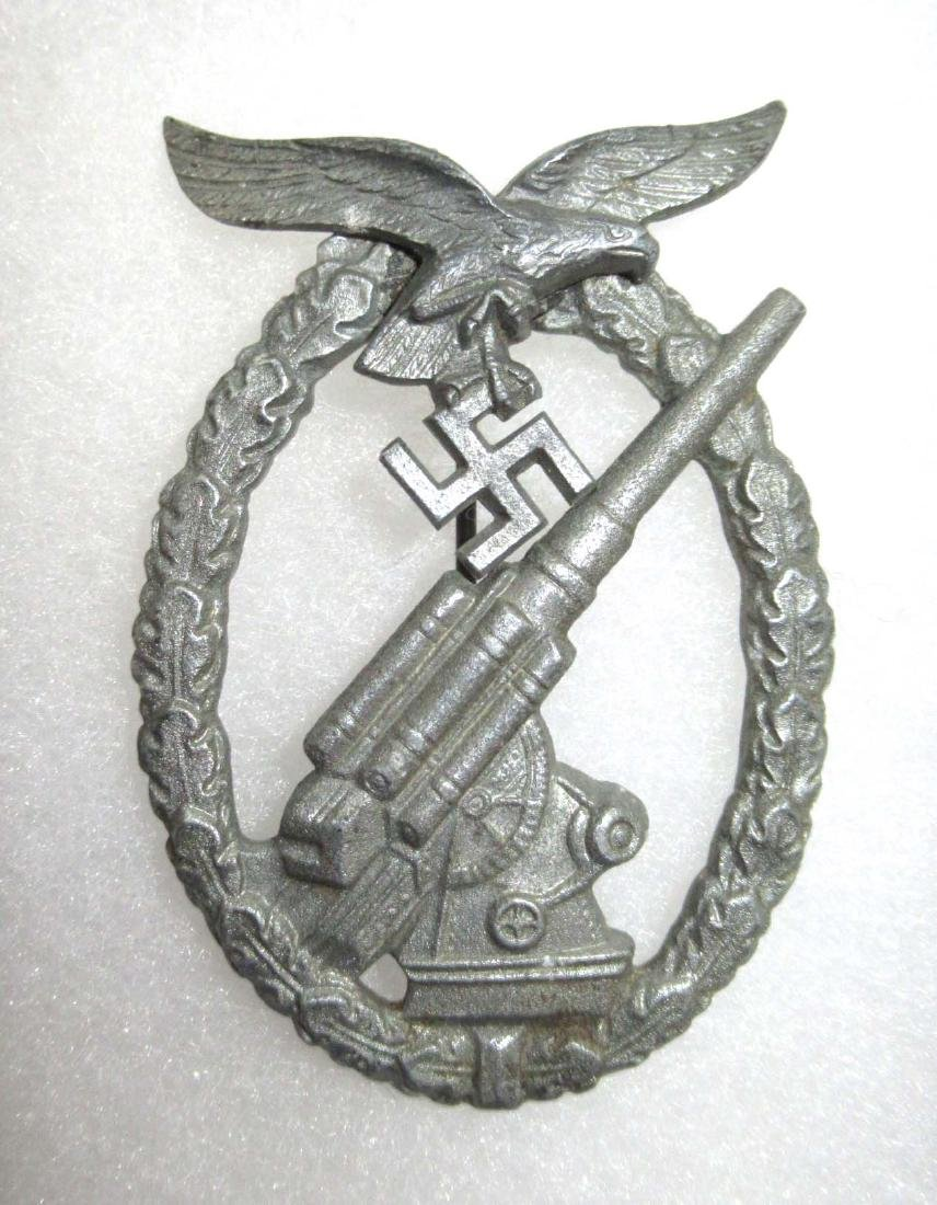 German Luftwaffe Gun Badge