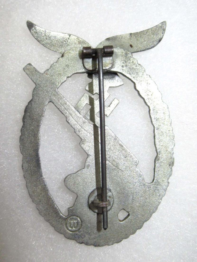 German Luftwaffe Gun Badge - 2