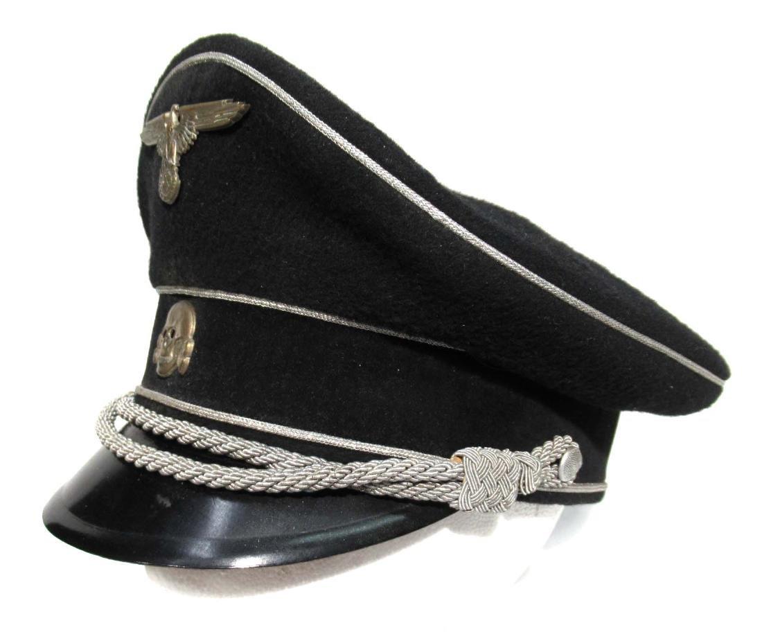German SS Visor Cap