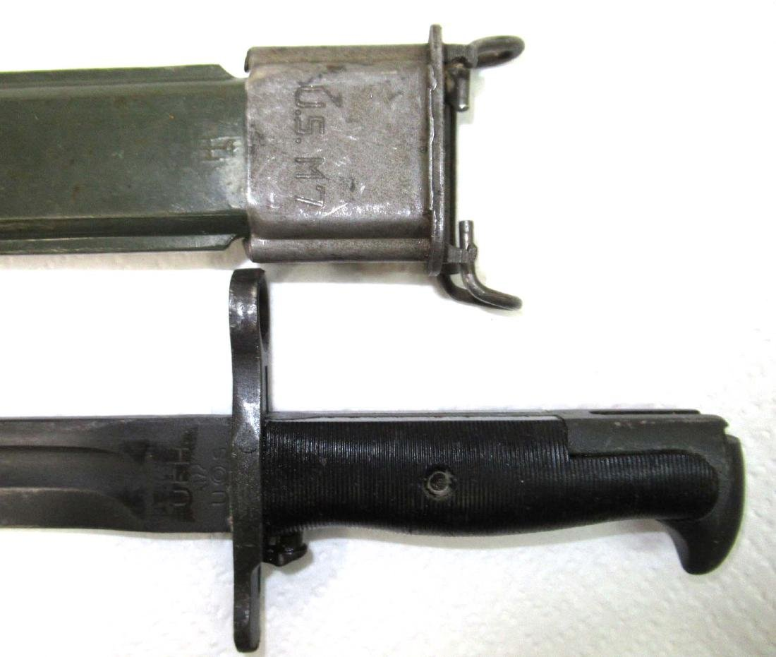 US M7 Bayonet - 2