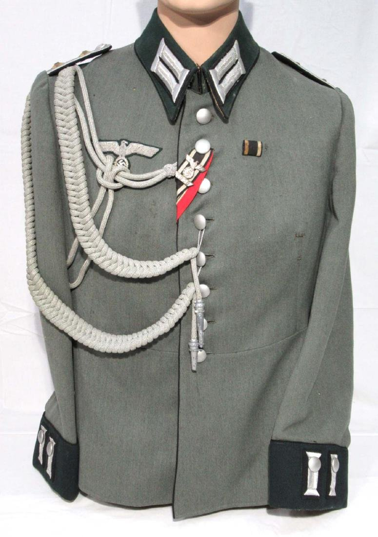 German Army Officer's Tunic