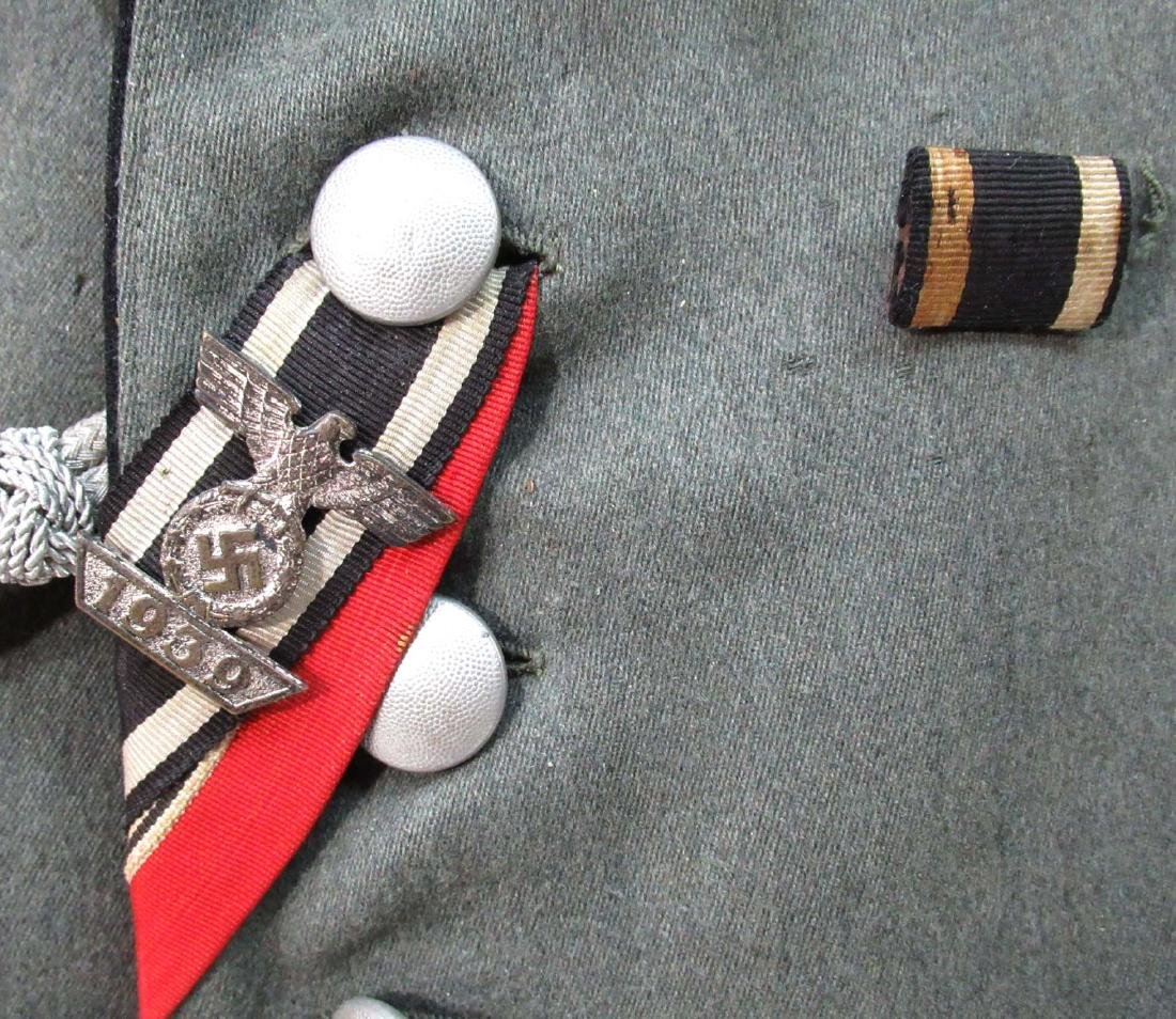 German Army Officer's Tunic - 3