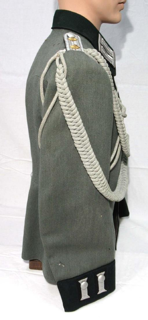 German Army Officer's Tunic - 6