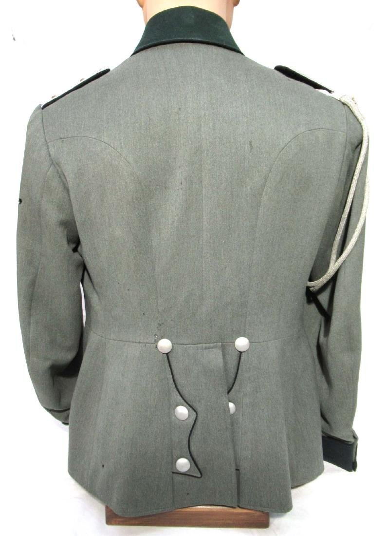 German Army Officer's Tunic - 8