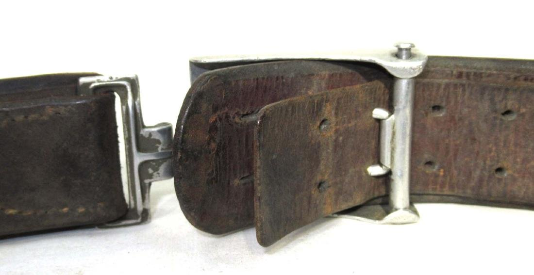 German SS Belt and Buckle - 3