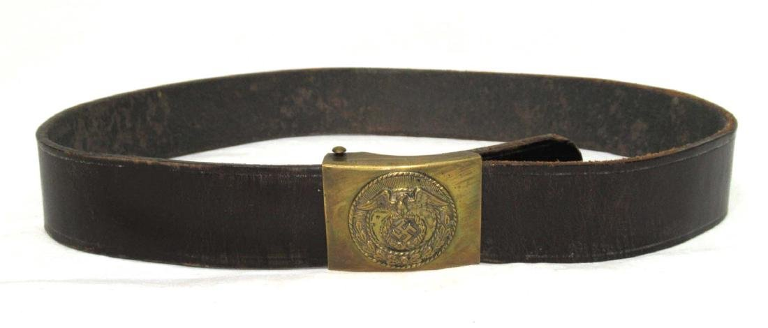 German SA Belt and Buckle`