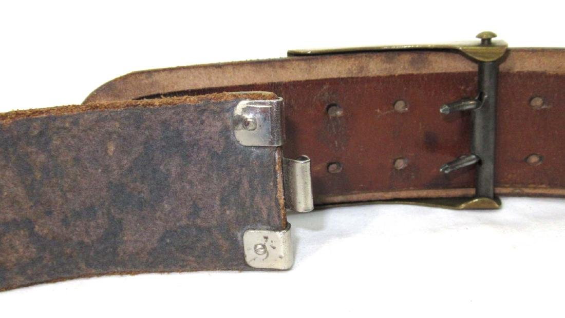 German SA Belt and Buckle` - 3