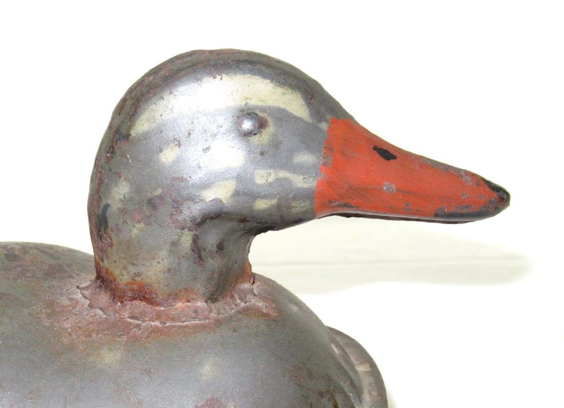 2pc Tin Duck Decoy - 2