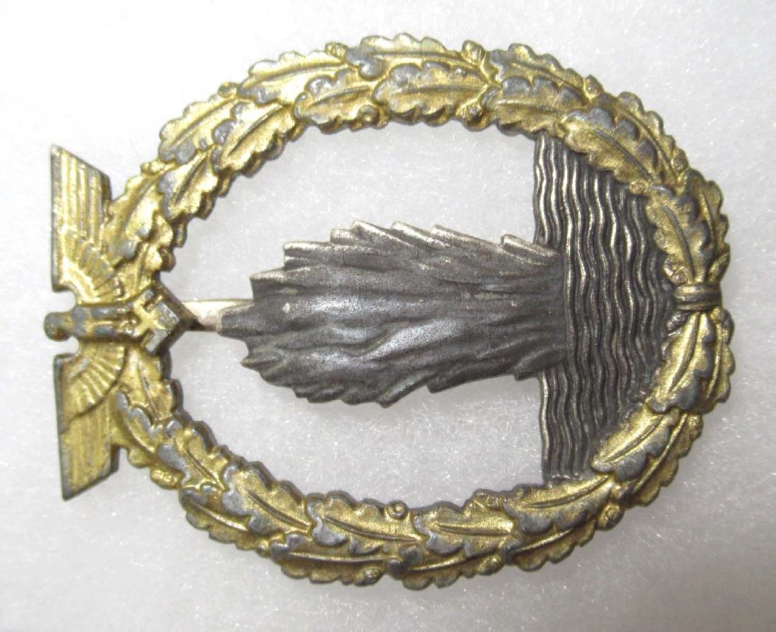 German Minesweeper Badge