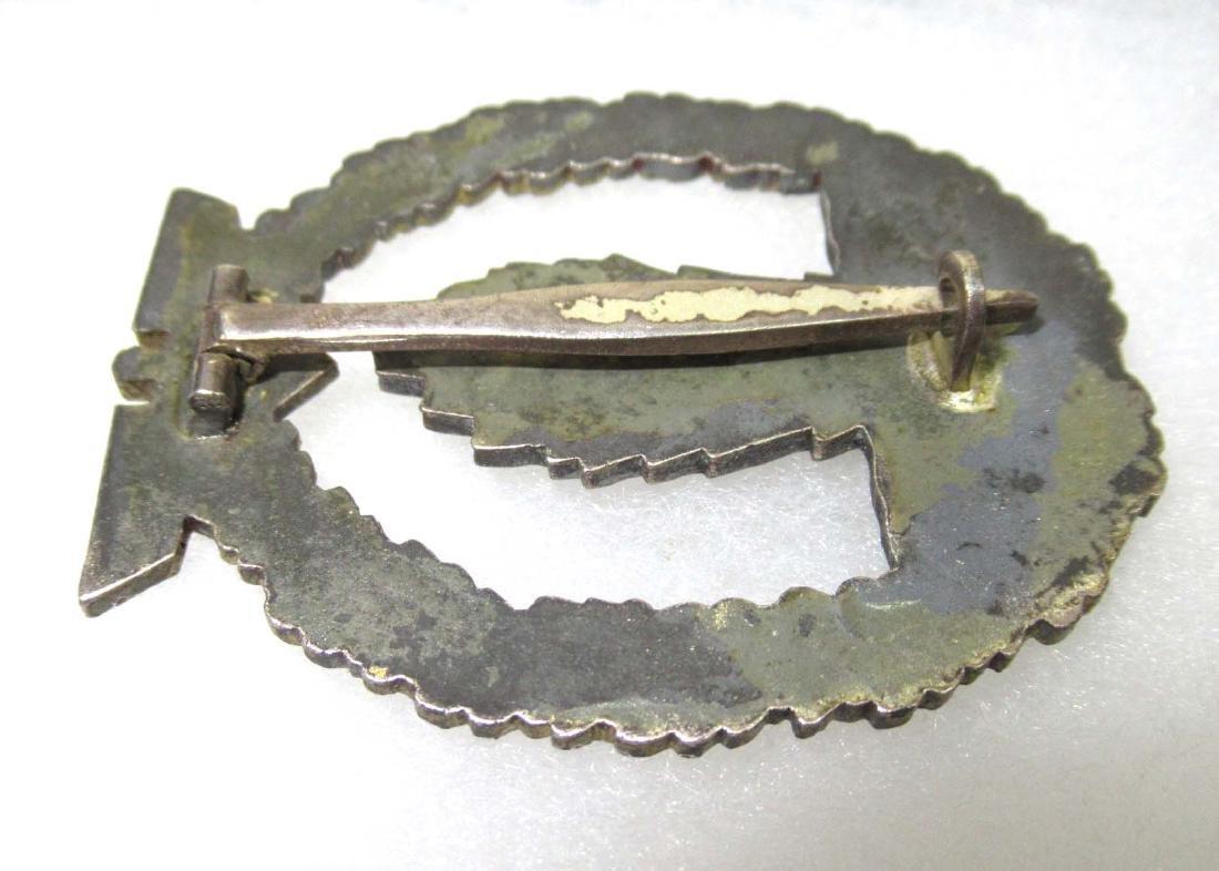 German Minesweeper Badge - 3