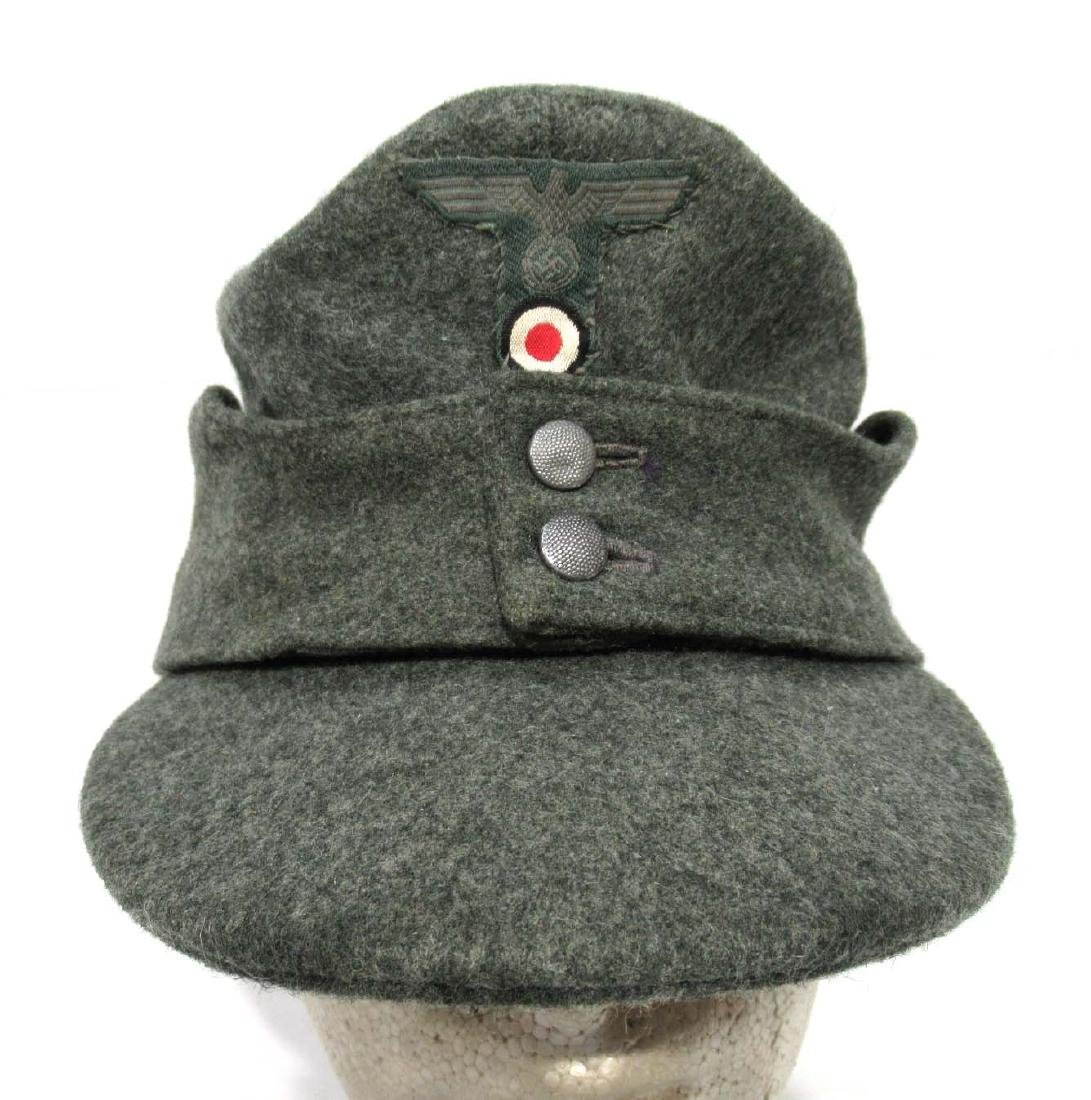 German Army M-43 Cap - 2