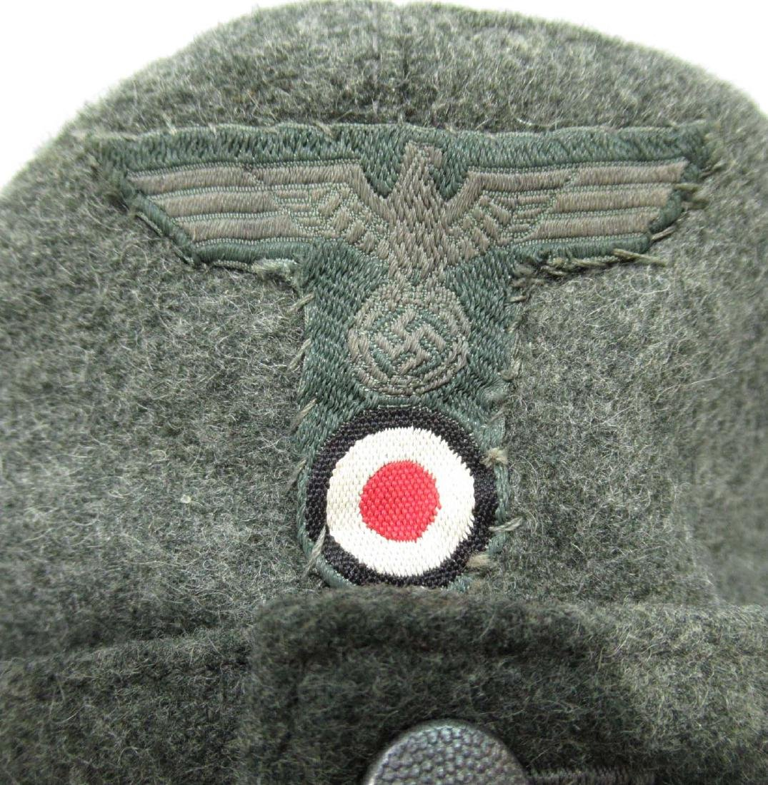 German Army M-43 Cap - 3