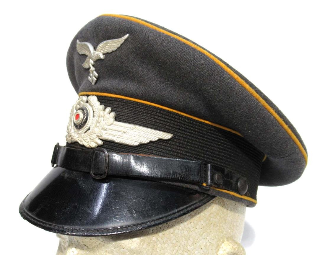 German Luftwaffe Visor Cap