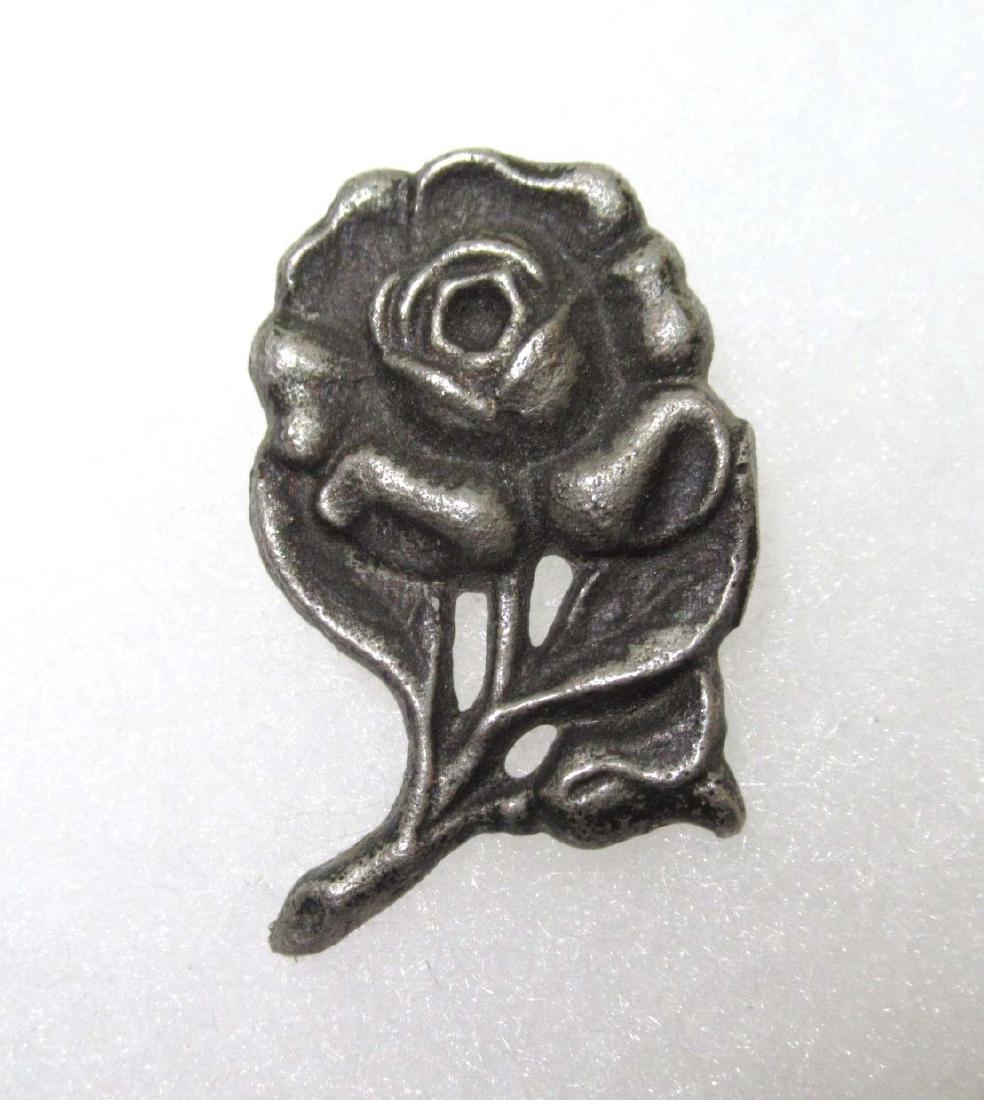 German Edelweiss Pin