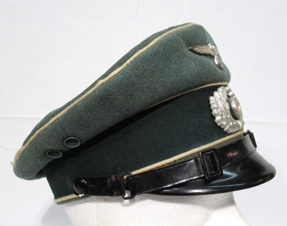 German Enlisted Army Cap