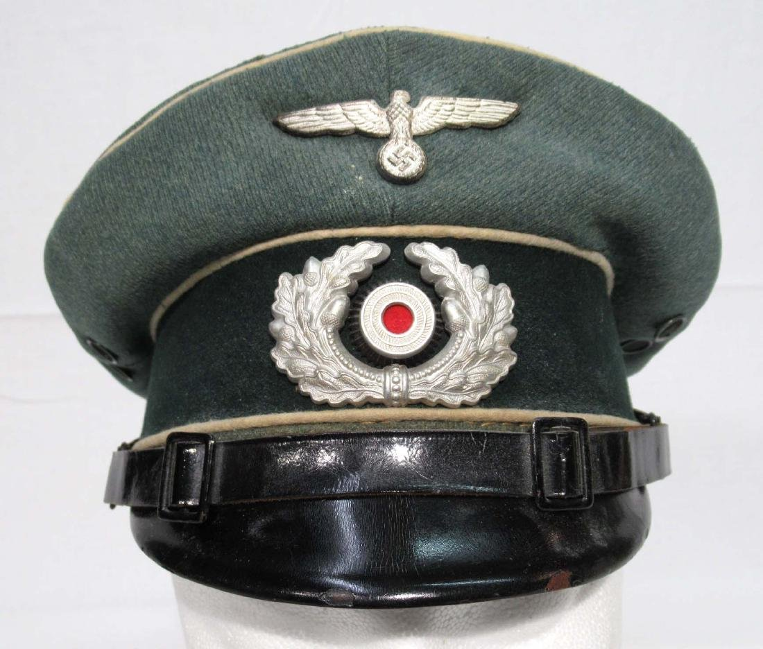 German Enlisted Army Cap - 2
