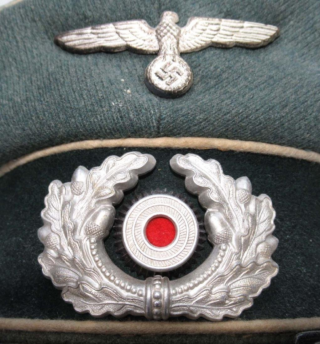 German Enlisted Army Cap - 3