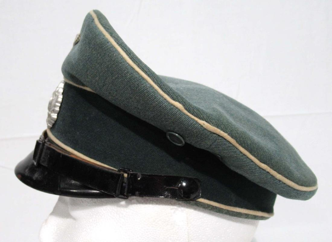 German Enlisted Army Cap - 4