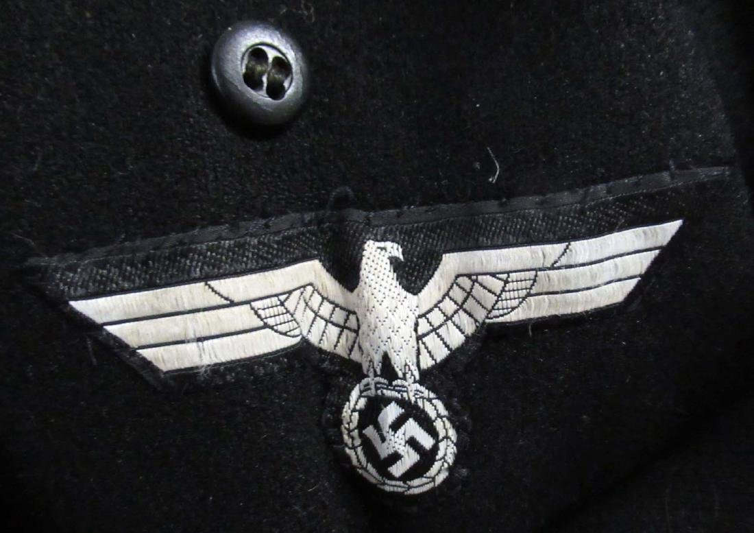 German WW 2 Panzer Uniform - 5