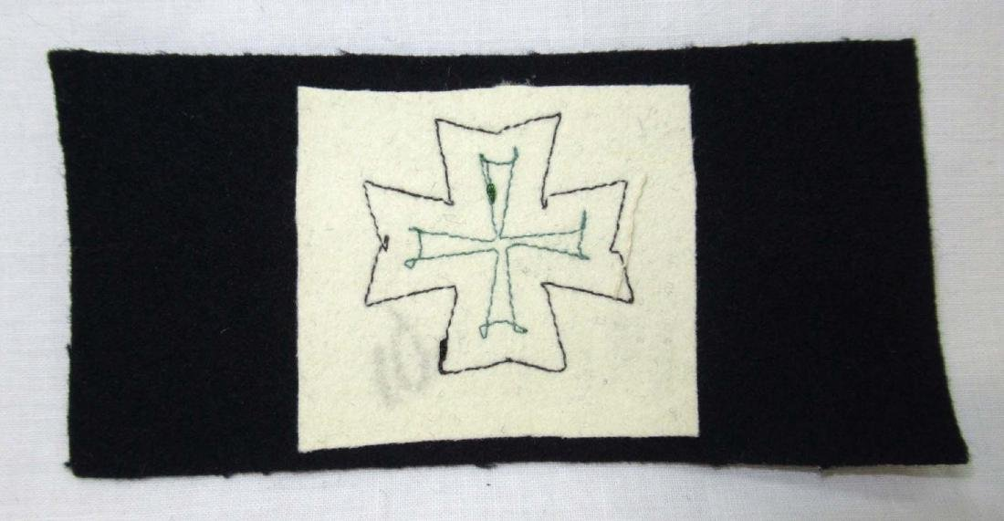 12 US Indian Wars Sleeve Insignias New Old Stock - 3