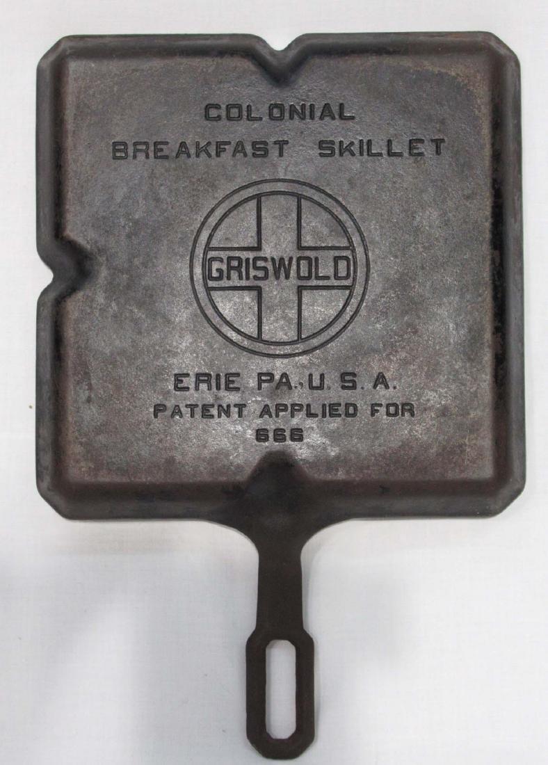 Griswold Breakfast Skillet - 2
