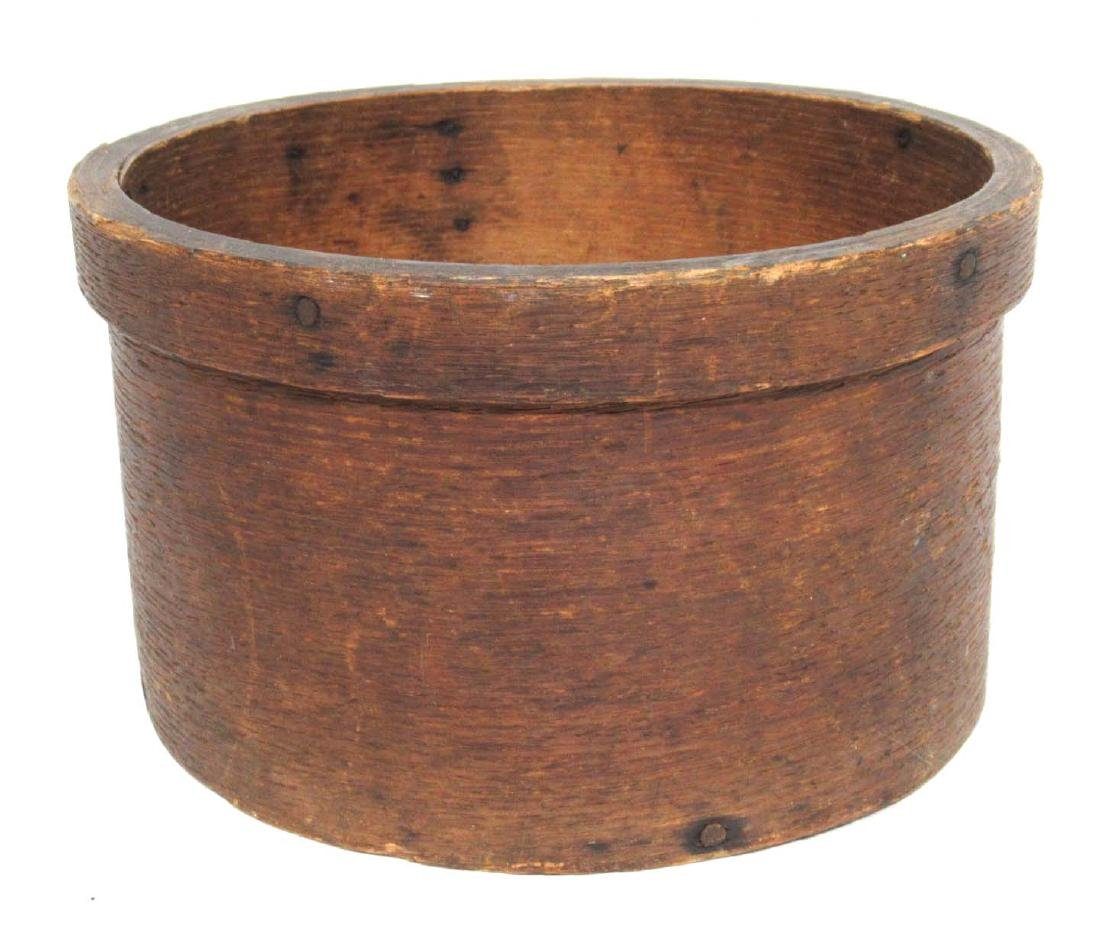 Early Wooden Measure