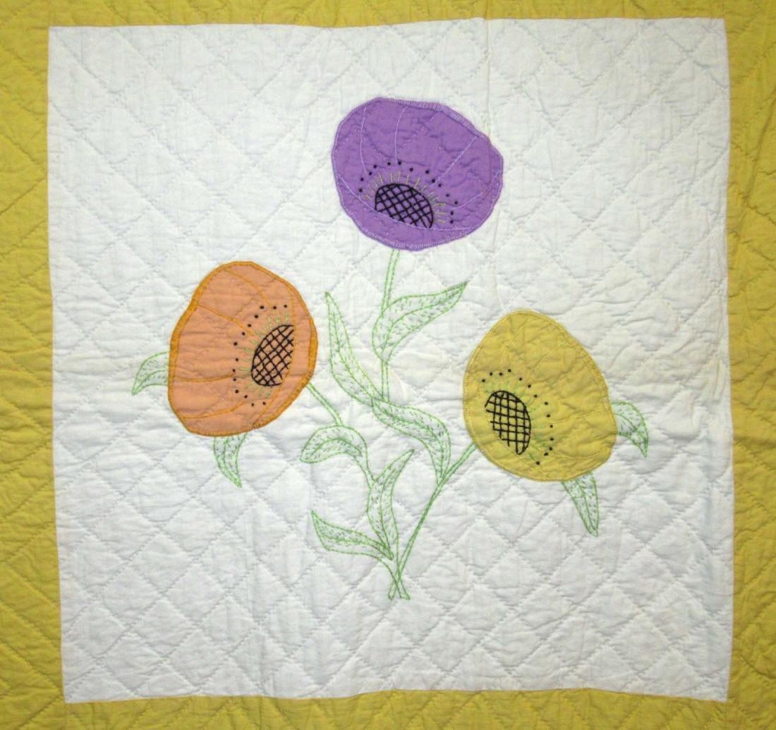 Hand Made Quilt - 2