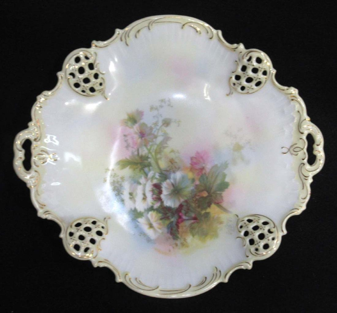 H.P. Germany Cake Plate