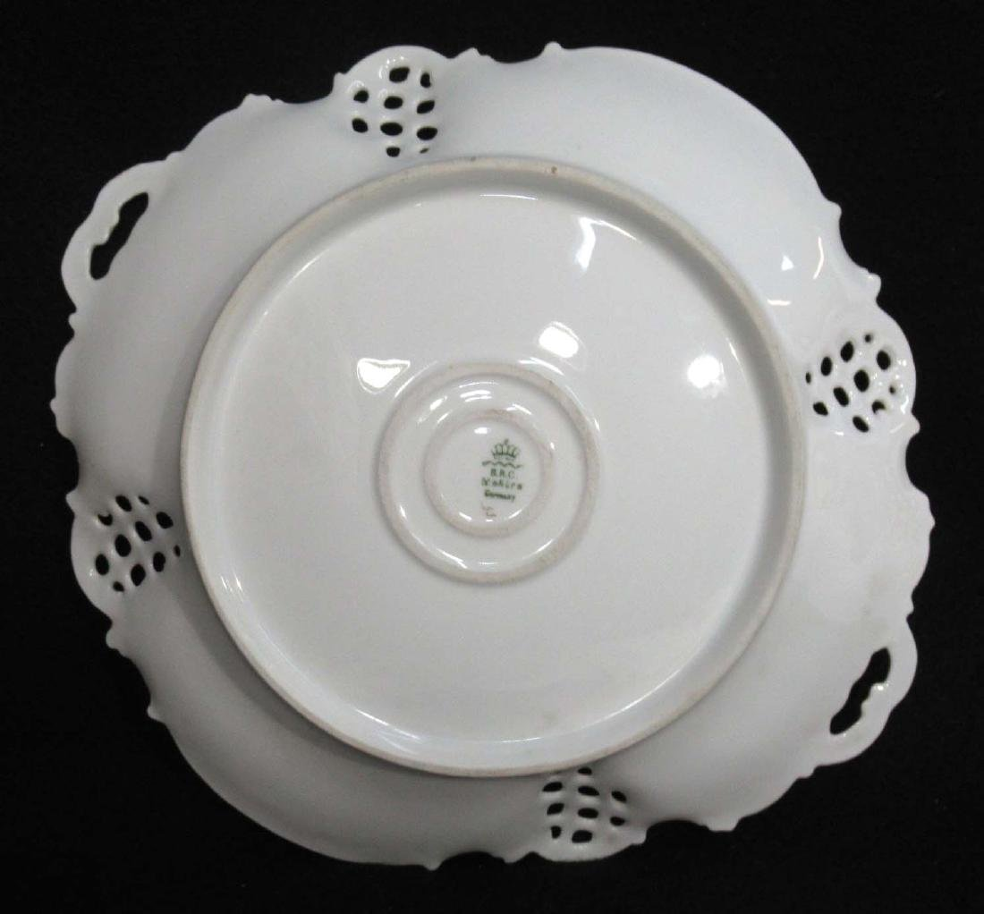 H.P. Germany Cake Plate - 2