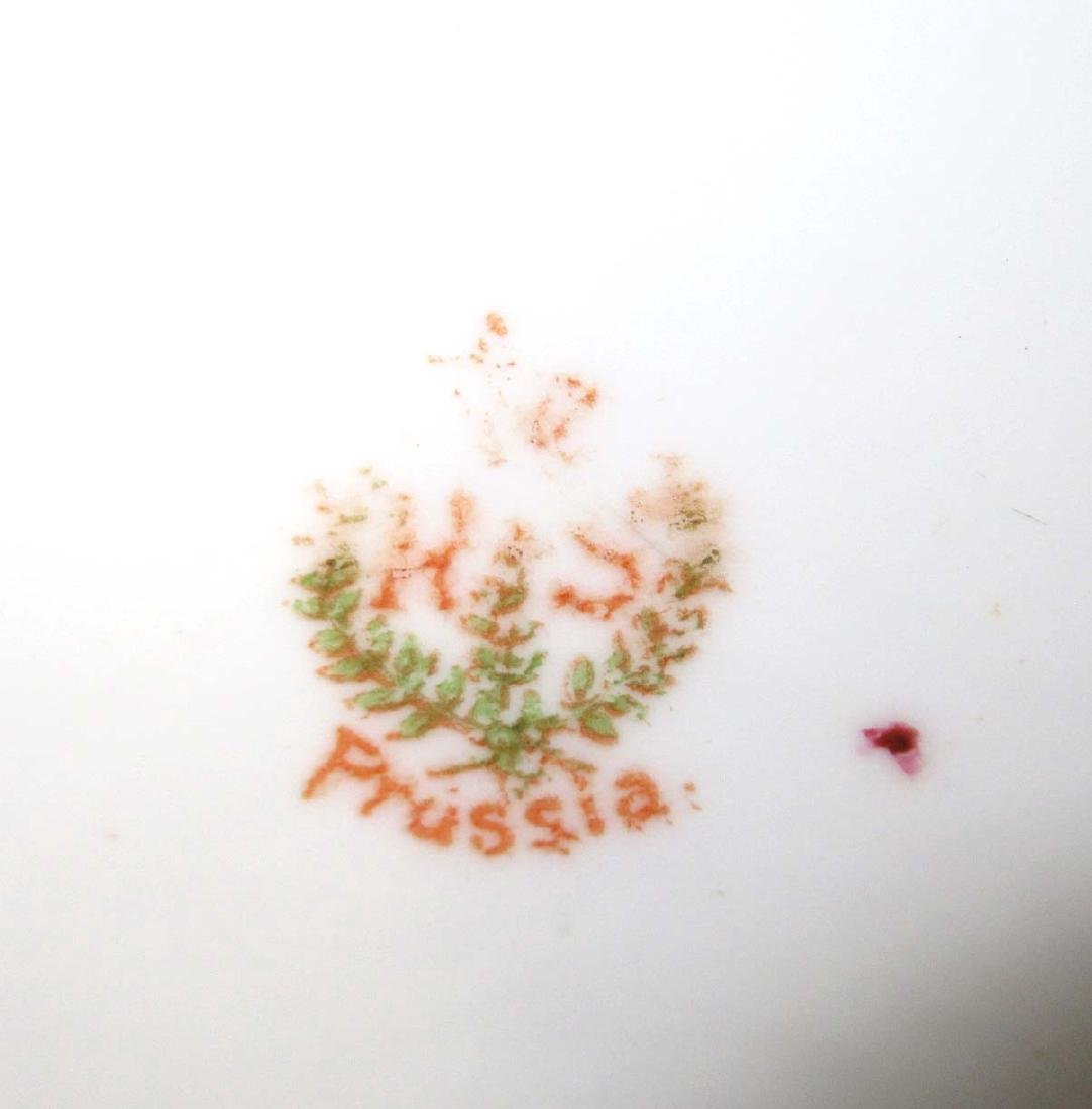 RS Prussia Red Mk. Bowl - 4