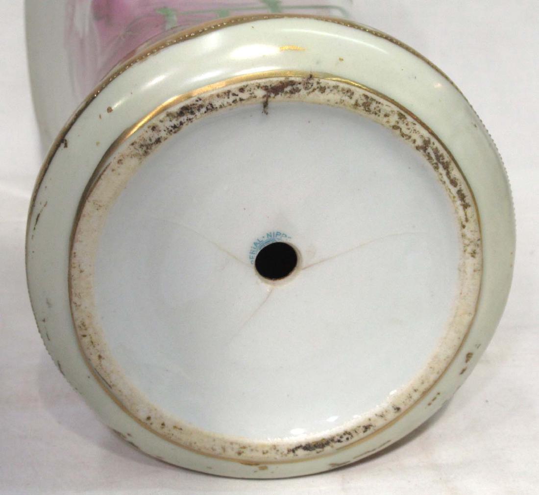 H.P. Nippon Vase - 3