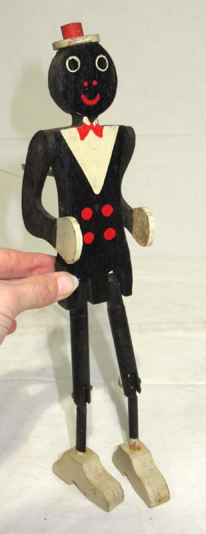 Wooden Coon Jigger Toy