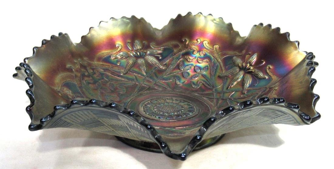 Northwood Carnival Glass Bowl - 2