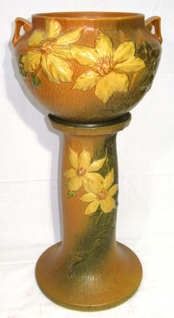 Roseville Pottery J&P 667-8