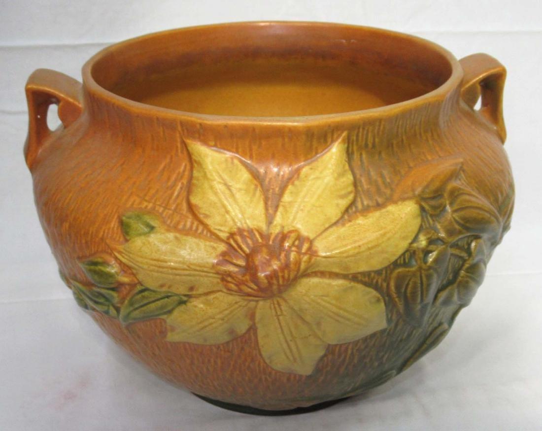 Roseville Pottery J&P 667-8 - 5