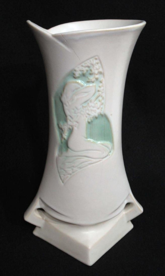 Roseville Pottery Vase 787-10