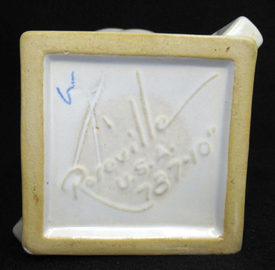 Roseville Pottery Vase 787-10 - 3