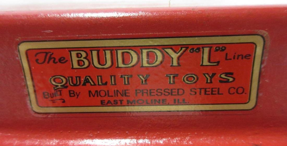 Buddy L Toy Truck - 4