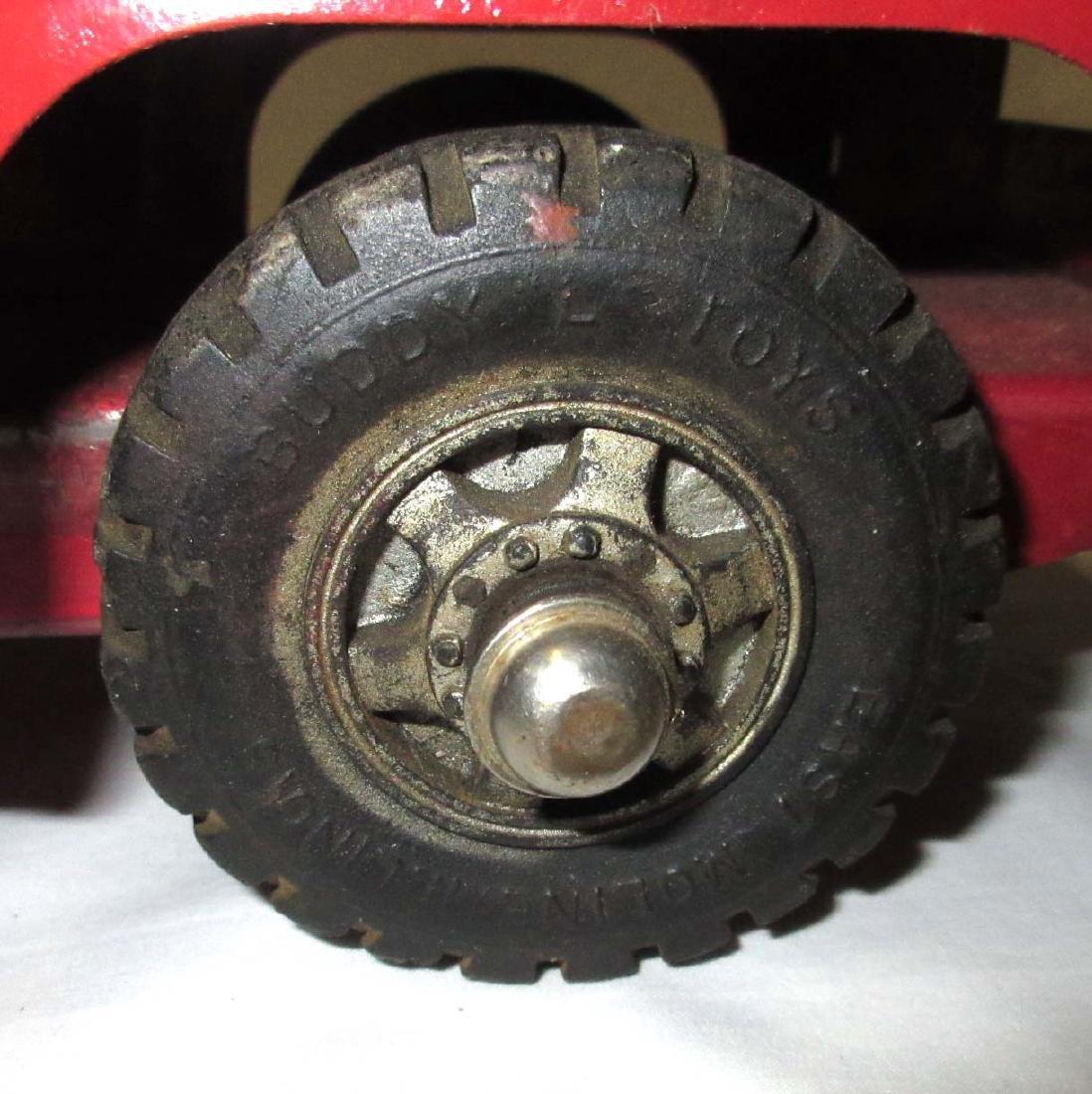 Buddy L Toy Truck - 6