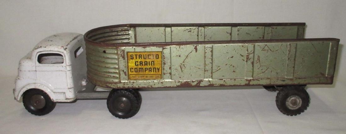 Structo Toy Grain Truck