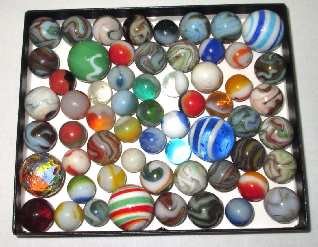 Lot of Marbles