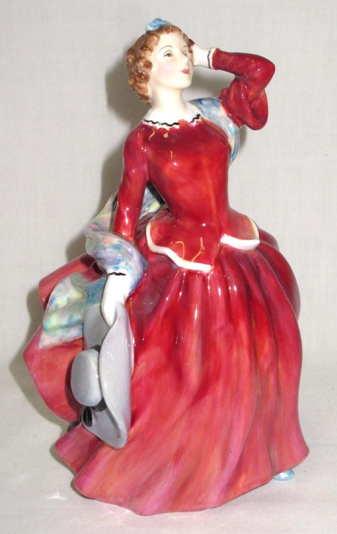 "Royal Doulton Figurine ""Blithe Morning"""