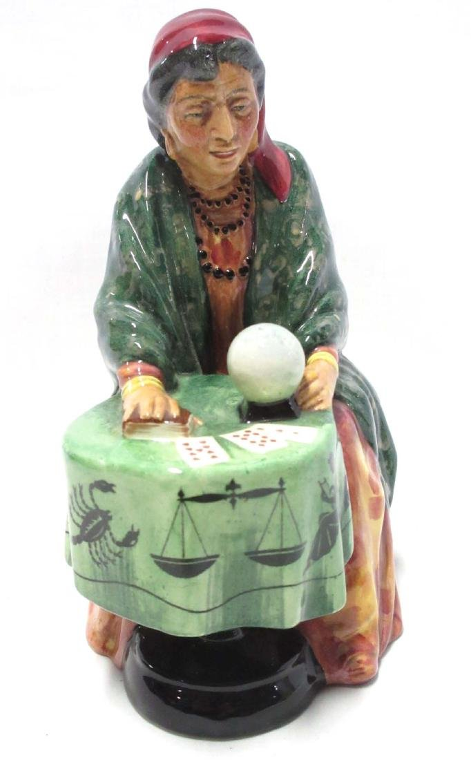 "Royal Doulton Figurine ""Fortune Teller"""