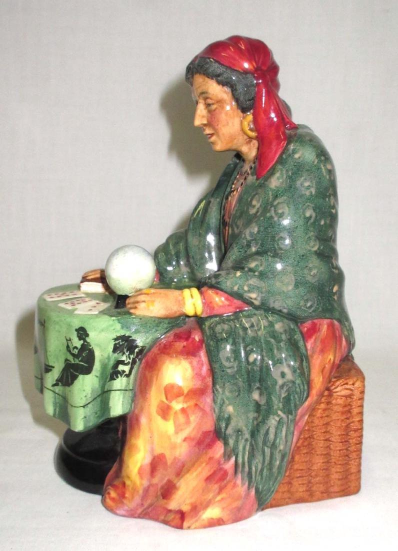"Royal Doulton Figurine ""Fortune Teller"" - 2"