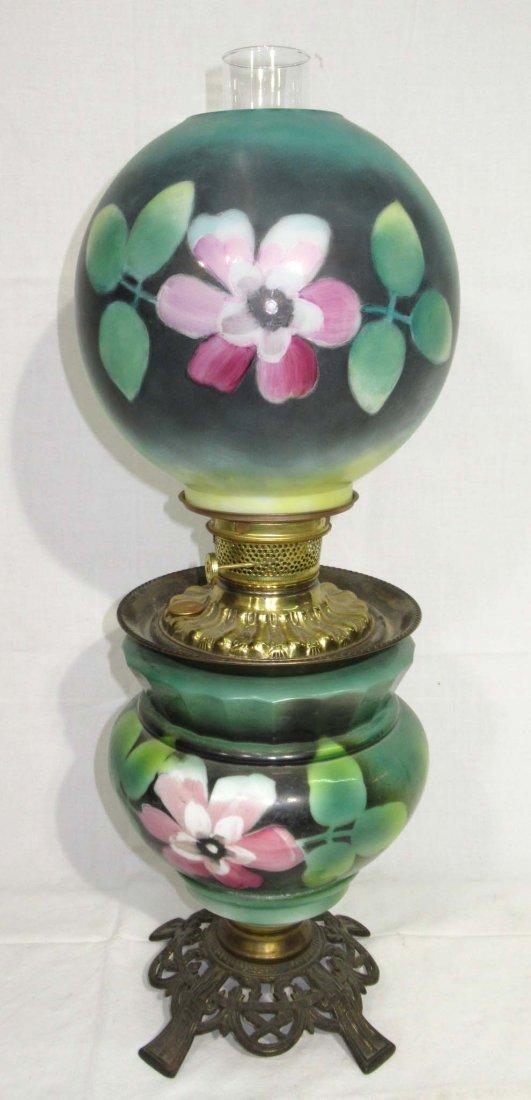 H.P. GWTW Oil Lamp